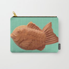 Taiyaki polygon art Carry-All Pouch