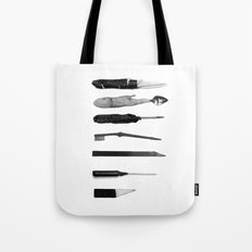 Prison Shanks Tote Bag