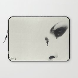 """""""our weary eyes still stray to the horizon"""" Laptop Sleeve"""
