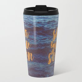 Sea You Soon Travel Mug