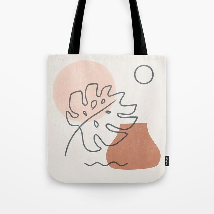 a warm feeling Tote Bag