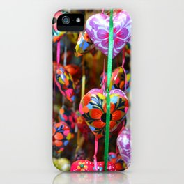 Colors of Mexico iPhone Case