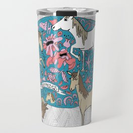 All the Pretty Horses Travel Mug