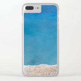 90W//27 Clear iPhone Case