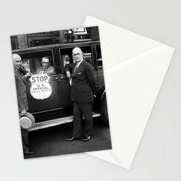 Bureau of Prohibition Agents - 1930 Stationery Cards