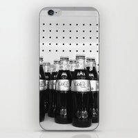 coke iPhone & iPod Skins featuring Coke by smaningom