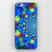 kaleidoscope iPhone & iPod Skins featuring Kaleidoscope  by haroulita