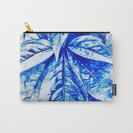 Marajuana Pot Leaves Carry-All Pouch