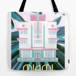 Miami Landmarks - McAlpin Tote Bag