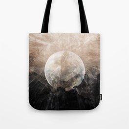 Planetary Soul Grace Tote Bag