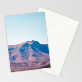 crooked smile Stationery Cards