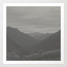 Alpine II Art Print