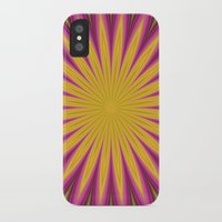 blossom iPhone & iPod Cases featuring Blossom by David Zydd - Colorful Mandalas & Abstrac