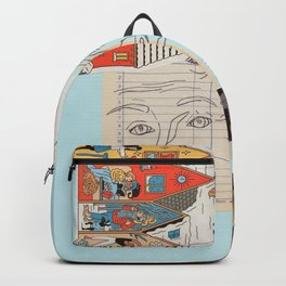 out of the box Backpack
