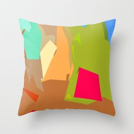 Brian's Brain Throw Pillow