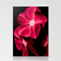 ruby Stationery Cards featuring Ruby by Loredana