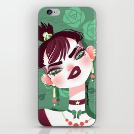 Bitch Please: Sailor Jupiter iPhone Skin