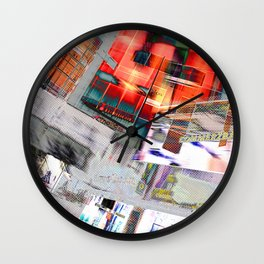 townview Wall Clock