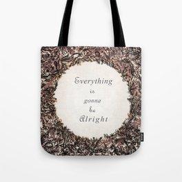 ALRIGHT Tote Bag
