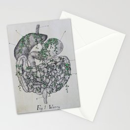 Figure 1: Worry Stationery Cards