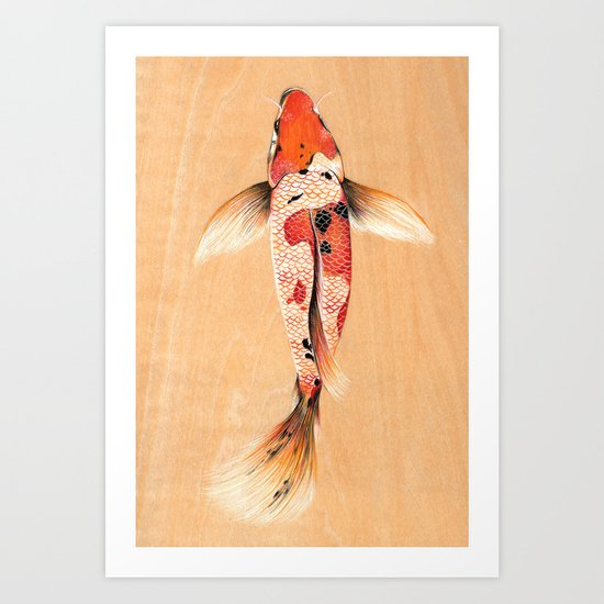 Turning Japanese III Art Print