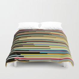 Color Shift Duvet Cover