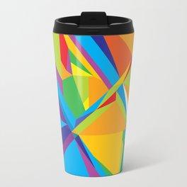 bright abstraction 3 Travel Mug
