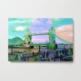 London IV - Tower Bridge Metal Print