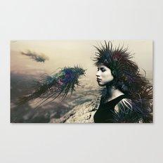The Last Neuroapache Canvas Print