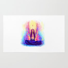 The Chakra Beauty Rug