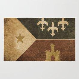Acadian Flag Rug