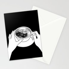 Morning please don't come Stationery Cards