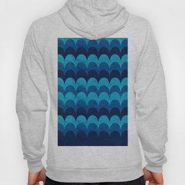 Abstraction_BLUE_WAVES Hoody