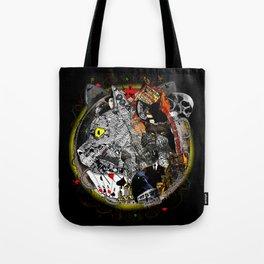Master and Margarita Tote Bag