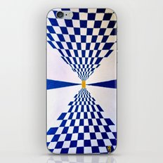 abstract art iPhone & iPod Skin