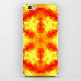 Fire Kaleidoscope 2 iPhone Skin