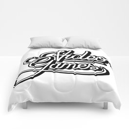 Video Games Comforters