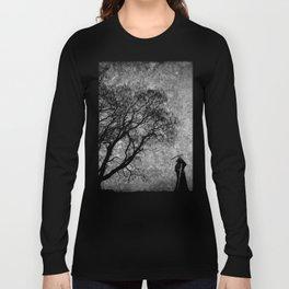 Boundaries Between Long Sleeve T-shirt