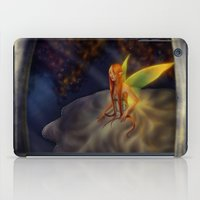 cage iPad Cases featuring Fairy Cage by Runno