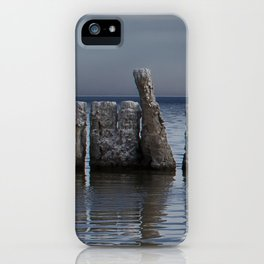 Pillars of Salt iPhone Case