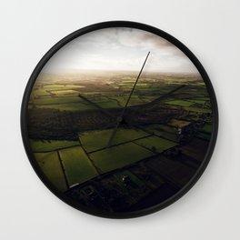 Ireland 41 Wall Clock