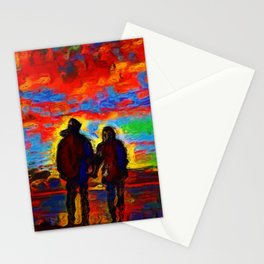 Our Last Date Stationery Cards