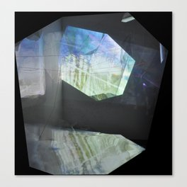 diamond city Canvas Print