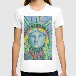 Statue of Liberty New York T-shirt