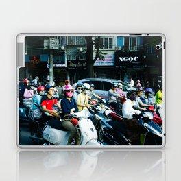 Hanoi Traffic Laptop & iPad Skin
