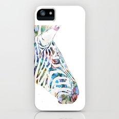 Zebra Slim Case iPhone (5, 5s)