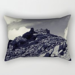 Castle in the Clouds Rectangular Pillow