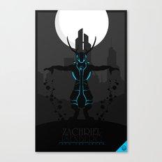 Zachriel Isenberg Canvas Print