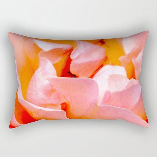 Rose Rectangular Pillow
