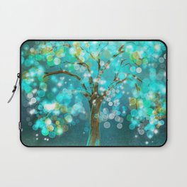 Tree of Light Laptop Sleeve